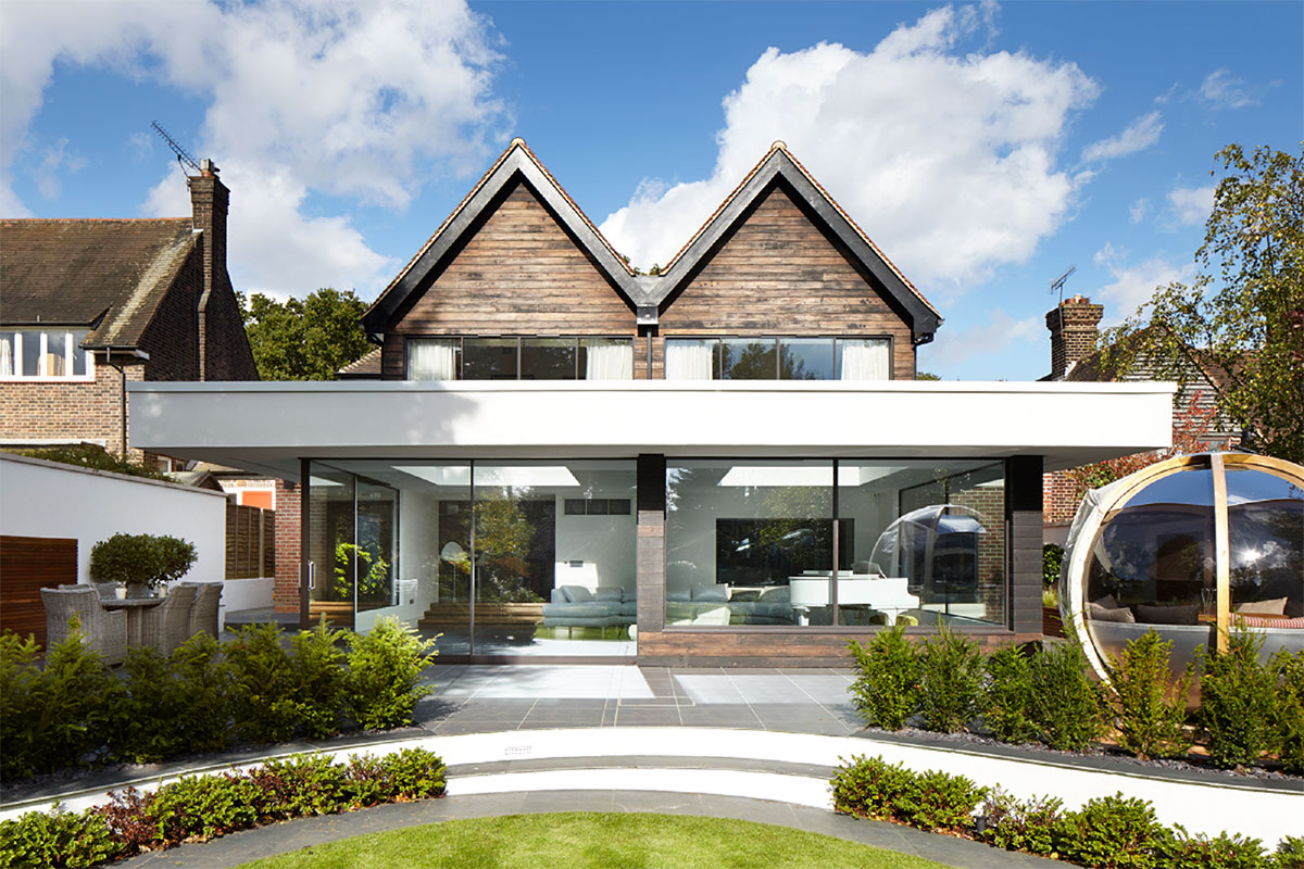 Grand Designs Magazine loves Clear Architects Designs