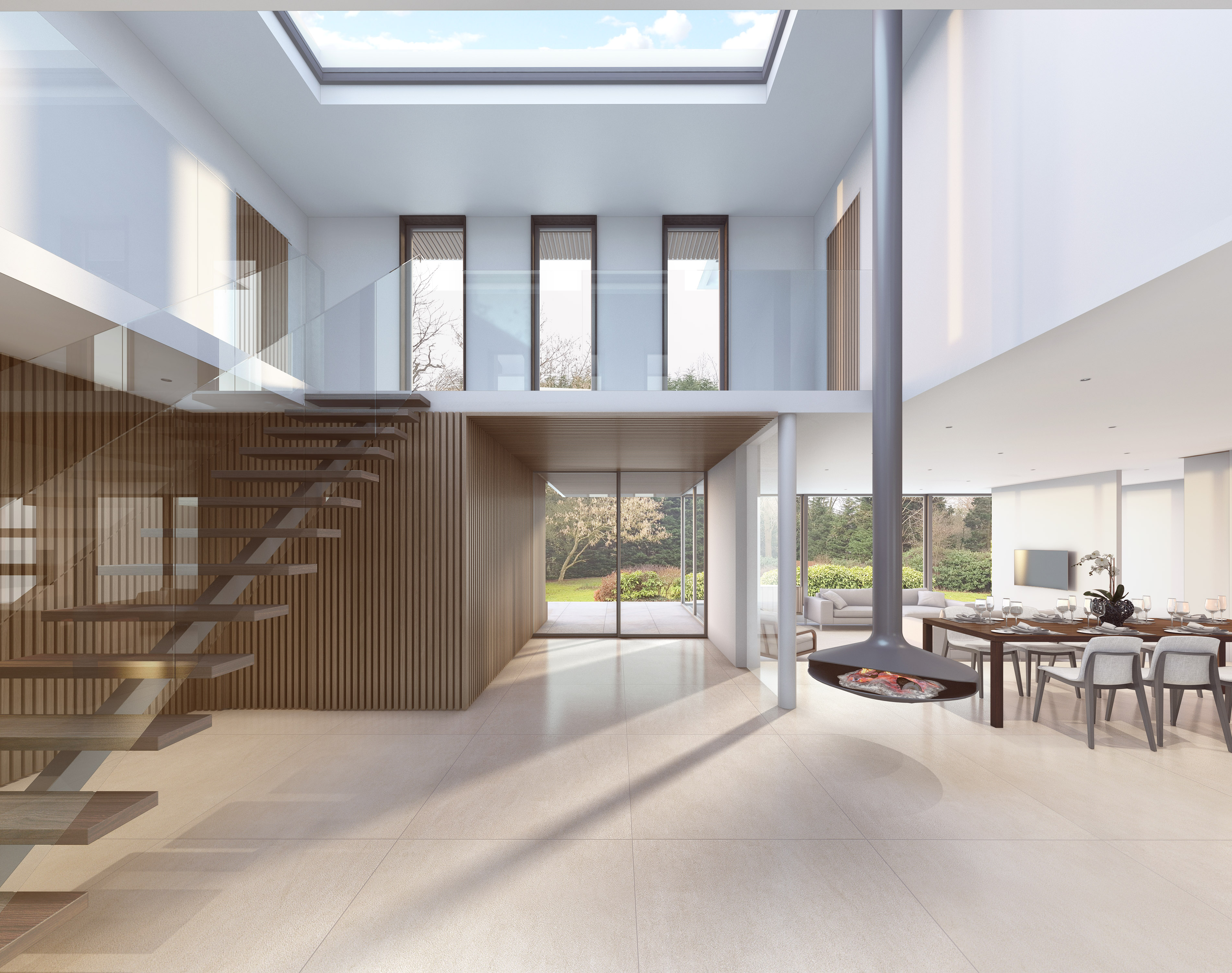 Planning consent achieved for stunning house transformation