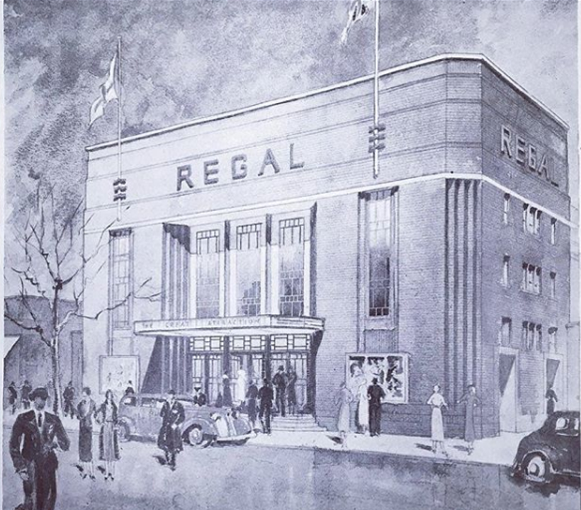 Planning Granted: Highams Park The Regal Cinema