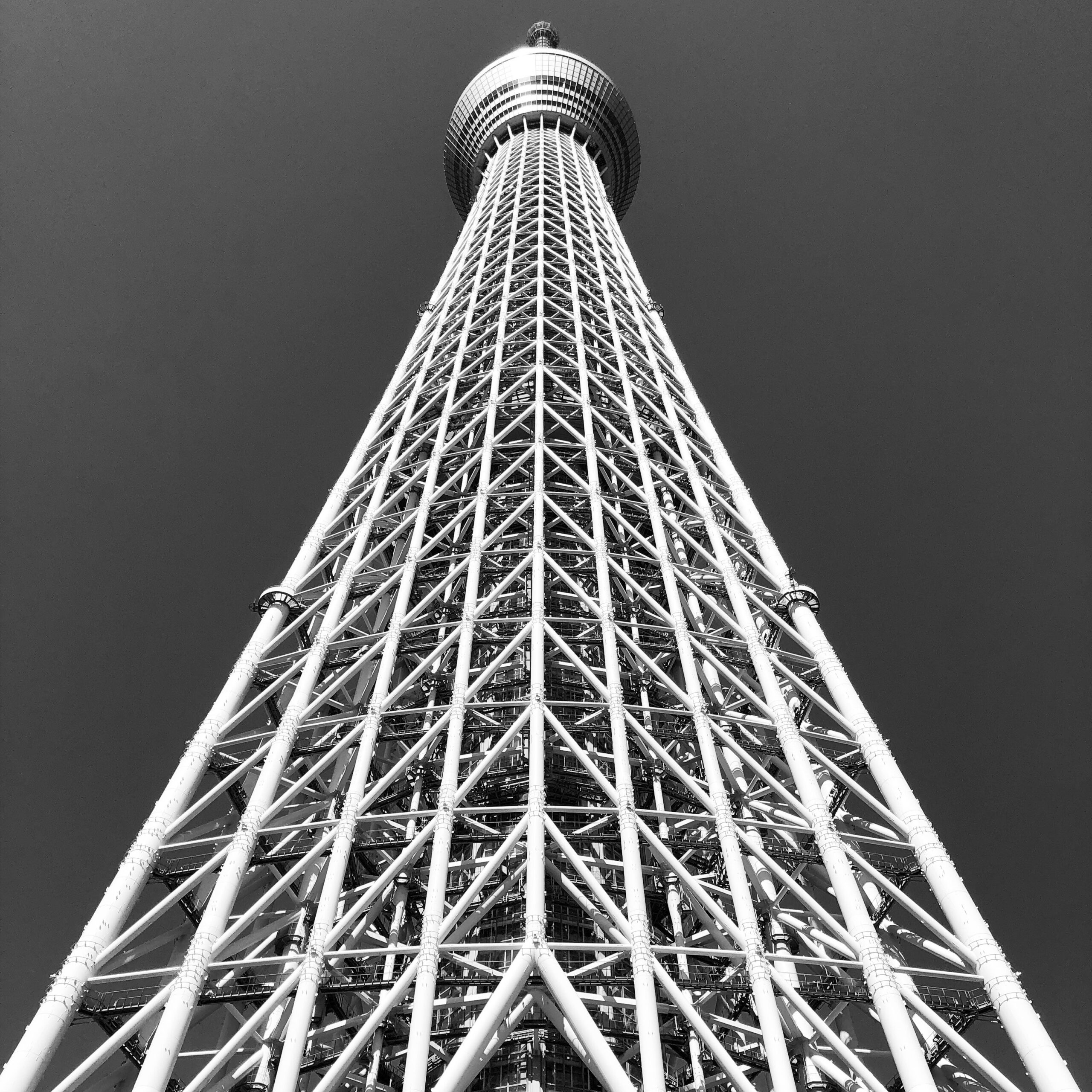 Japanese skyscraper